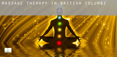Massage therapy in  British Columbia