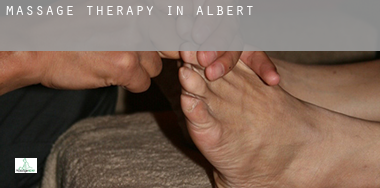 Massage therapy in  Alberta