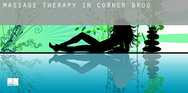 Massage therapy in  Corner Brook