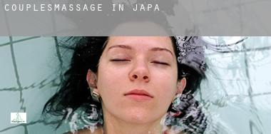 Couples massage in  Japan