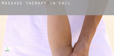 Massage therapy in  Chile